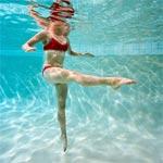 Vježbe za izvođenje u vodi/ moru/ bazenu